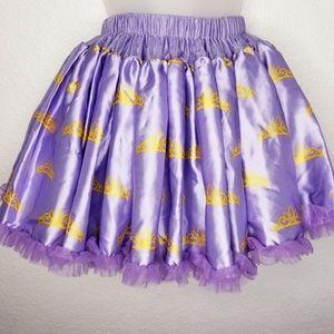 Disney Rapunzel tule skirt